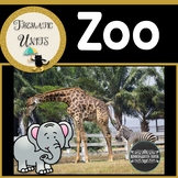 At the Zoo Unit: Thematic Curriculum Essentials