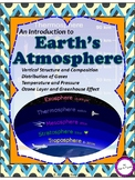 Atmosphere - Composition and Structure