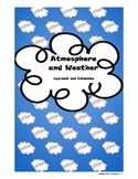 Atmosphere and Weather Interactive Notebook or Lapbook