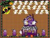 Attendance Halloween Ghost Smartboard