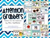 Attention Grabbers (Behavior Management)