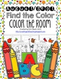 August/September Color the Room