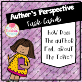 Author's Perspective Task Cards