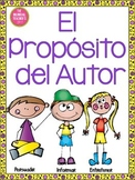 Author's Purpose in Spanish