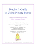 Autism Verbal Behavior Therapy, Guide to Picture Books for