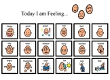 Autism:  Feelings Visual