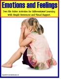 Autism: Autism File Folder Activities for Emotions & Feeli