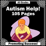 Autism Special Education Aspergers Behavior IEP ASD Commun