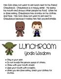 Autism/Asperger Classroom Management Power Cards - Star Wa