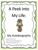 Autobiography Packet