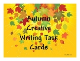 Autumn Creative Writing Task Cards