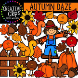 Autumn Daze {Creative Clips Digital Clipart}