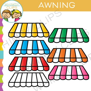 Awning Clip Art