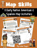 Aztec Inca Maya Native Americans Geography and Map Bundle