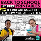 BACK TO SCHOOL PRINTABLE KIT
