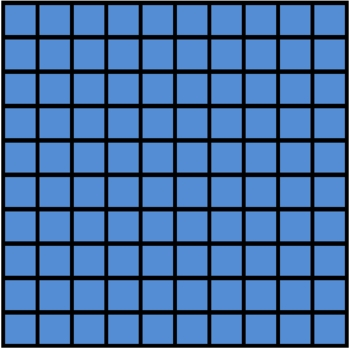 BASE 10 BLOCKS CLIP ART CLIPART 16 gif files (4 colors)