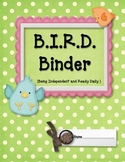 B.I.R.D. Binder Starter Kit
