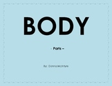 BODY - parts -