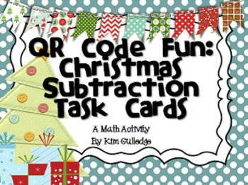 BUNDLE: Christmas Two-Digit Addition & Subtraction 2.NBT.5