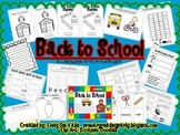 Back to School: A Language Arts & Math Unit