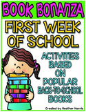 Back to School Book Bonanza