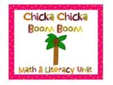 Back to School Chicka Chicka Boom Boom Unit