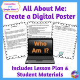 Back to School Glogster Lesson Plan: Who Am I?
