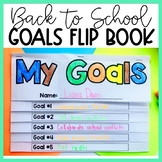 FREE Back to School Craftivity for Secondary Students Goal