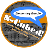 S-Cubed!  Lessons 1-5 Successful Sight Singing for Middle