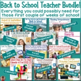 Back to School Supreme Teacher Bundle