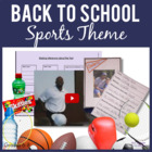 Back to School:  The First Week of Middle School Lesson Pl