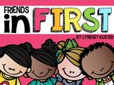 Beginning of the Year Activities (1st Grade)!