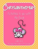 """Back to School with """"Chrysanthemum"""""""