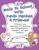 Back to School with Kevin Henkes & Friends!