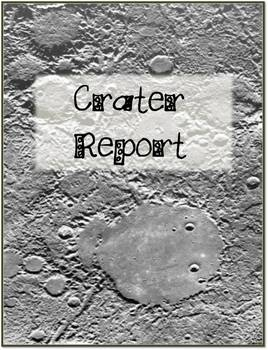Background Pages ~ Mercury & Craters