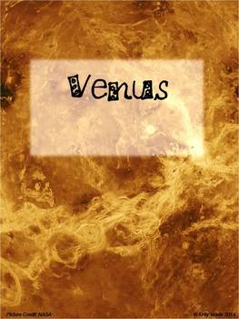 Background Pages ~ Venus
