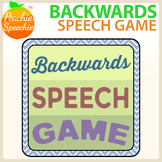 Backwards Speech