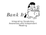 Bank It! Vocabulary Awareness Activity