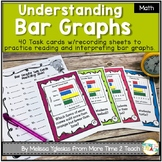 Bar Graphs: Task Cards