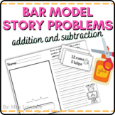 Bar Models:  Common Core Addition and Subtraction Story Pr