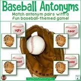 Baseball Antonyms