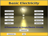 Physics - Basic Electricity Materials