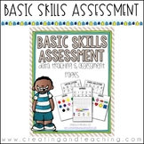 Basic Skills Assessment Pack