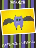 Bat Glyph Craftivity