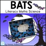 Bats, Bats, Bats! {Math and Literacy Fun}