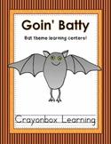 Bats - Bat Learning Centers - Stellaluna - Goin' Batty