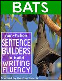 Bats Sentence Builders