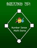 Batter Up! Place Value Math Game