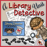 Be A Library Detective