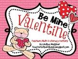 Be Mine Valentine {Math and Literacy Centers}